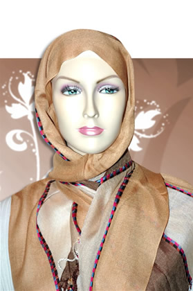 Light cotton Hijab Scarf